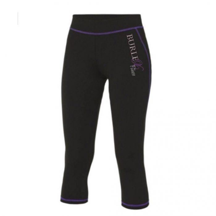 241b8d8e153a5 Three-quarter length leggings - Burlex Fitness Ltd   Burlesque ...